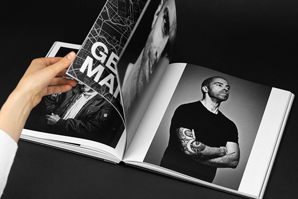 DJ Faces book