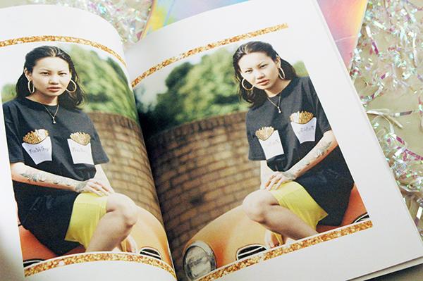 Jade Clark Fashion Designer