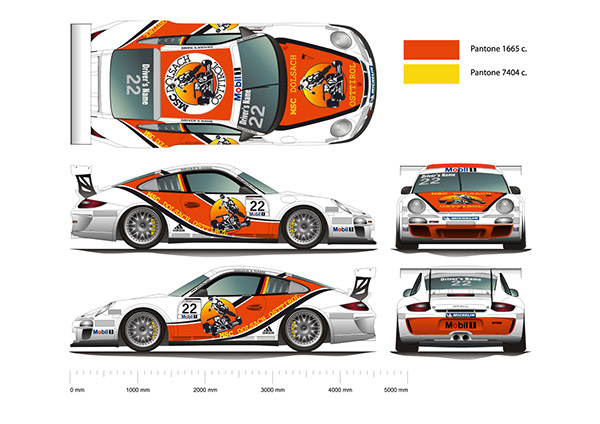 Andreas Mayerl Car Livery Design On Behance