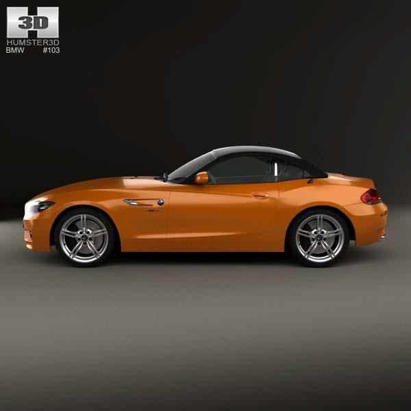 Bmw Z4 Blog: BMW Z4 Roadster On Behance
