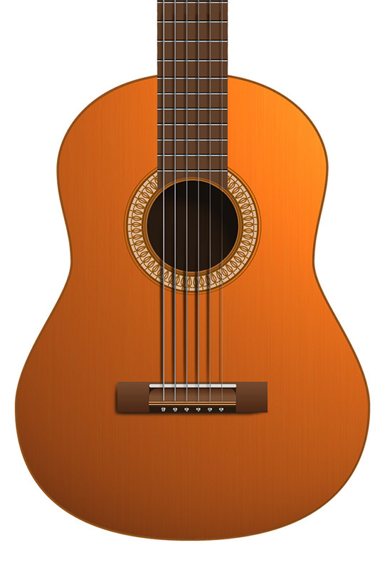 old tv Musical Instrument guitar