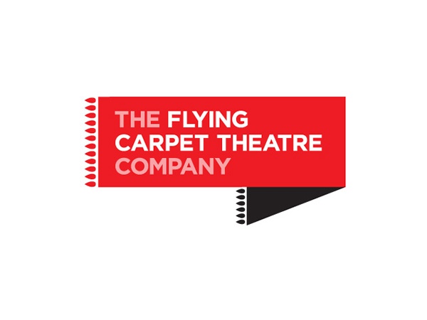 Flying carpet theatre co on behance for Flying carpet logo