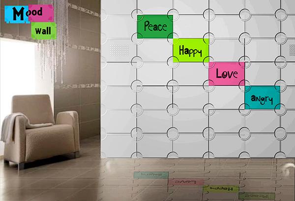 wall panels  Industrial Design  mood