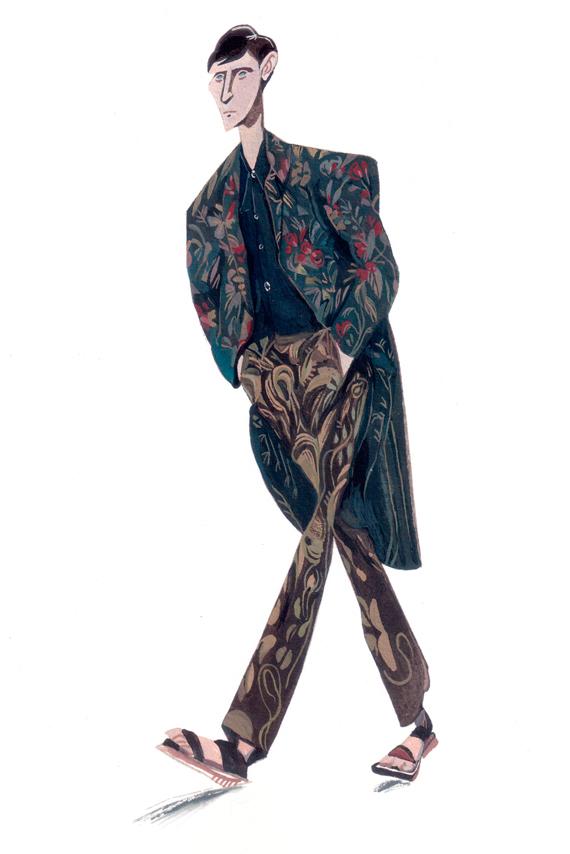 fashion studies on behance On fashion studies