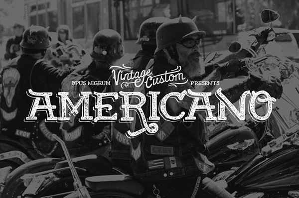 vintage Retro rustic old grunge american americano font lettering hand handmade logo Badges download free