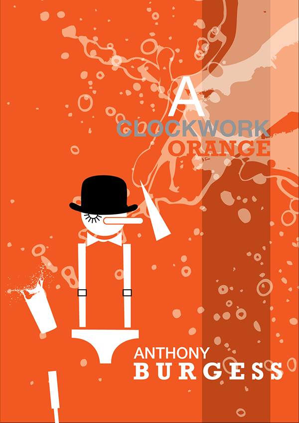 an analysis of the character alex in the novel a clockwork orange by anthony burgess - analysis of kubrick's a clockwork orange stanley kubrick's 1971 film production of the anthony burgess novel, a clockwork orange, is a truly unforgettable film it is narrated by one of the most vicious characters ever put on screen, alex delarge.
