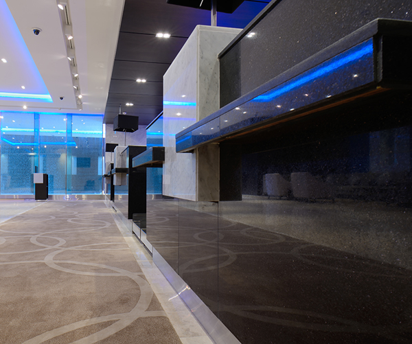 Kitchen Designer Jobs In Oman: VIP Lounge-International Muscat Airport On Behance