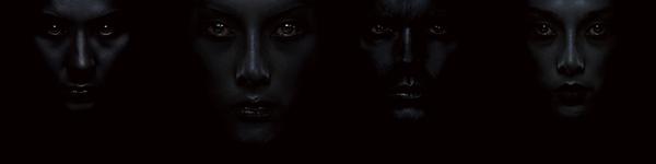 Portraits in the mirror by Danil Rusanov