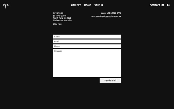 Website wordpress Single page app Spa