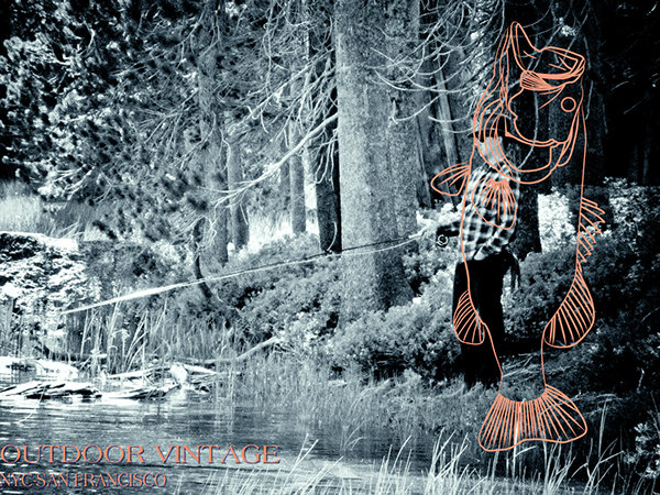 bain vintage outdoor clothing concept on pratt portfolios