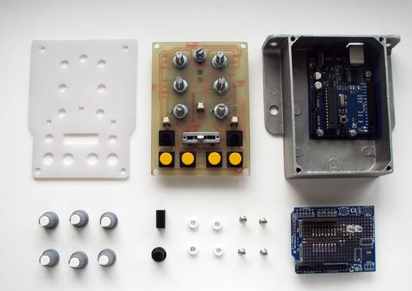 Как сделать миди-контроллер