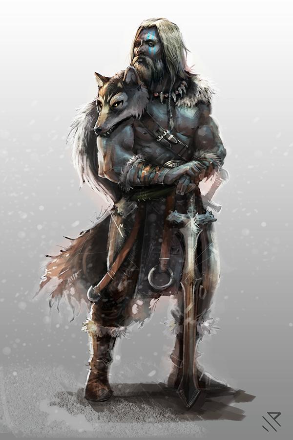 barbaro chierico elfo nano paladino rodomonte halfling