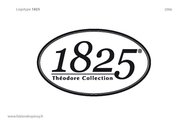 gamme packaging de peinture 1825 on behance. Black Bedroom Furniture Sets. Home Design Ideas