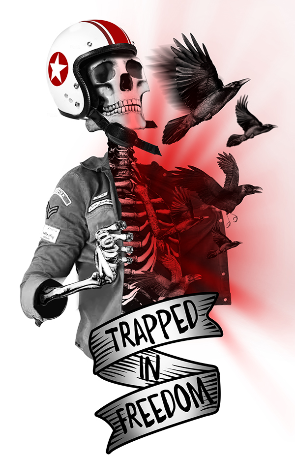 Trapped In Freedom by Kala Colella