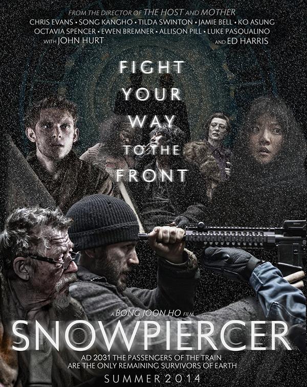 「snowpiercer poster」の画像検索結果