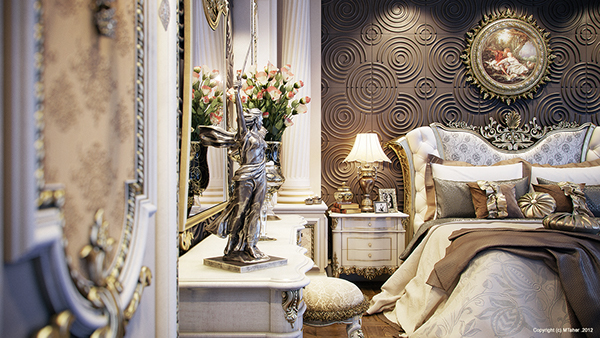 furniture for bedroom quot master bedroom quot on behance 11620