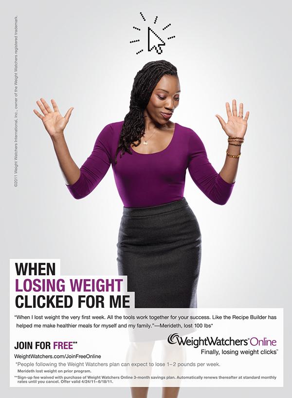 Weight watchers treffen und online