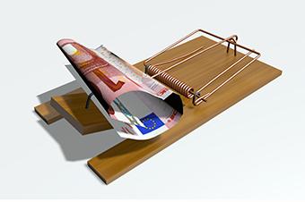 3D  money communication print Web graphic Illustrative