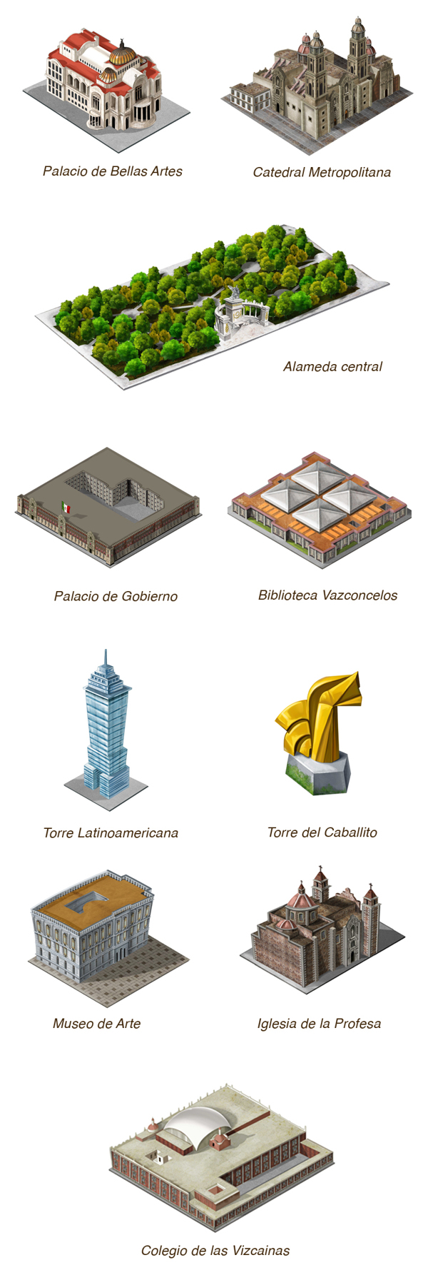 Mapa sanborns on behance for Sanborns los azulejos direccion