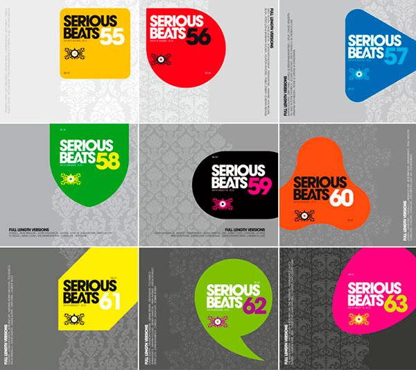 Serious Beats on Behance