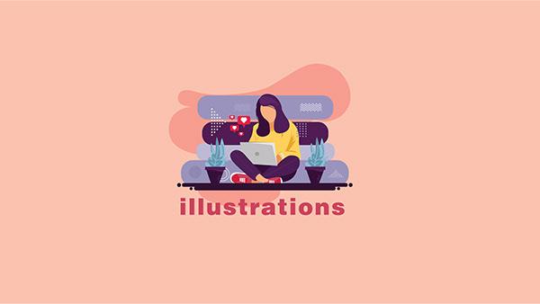 DIGITAL : ILLUSTRATION