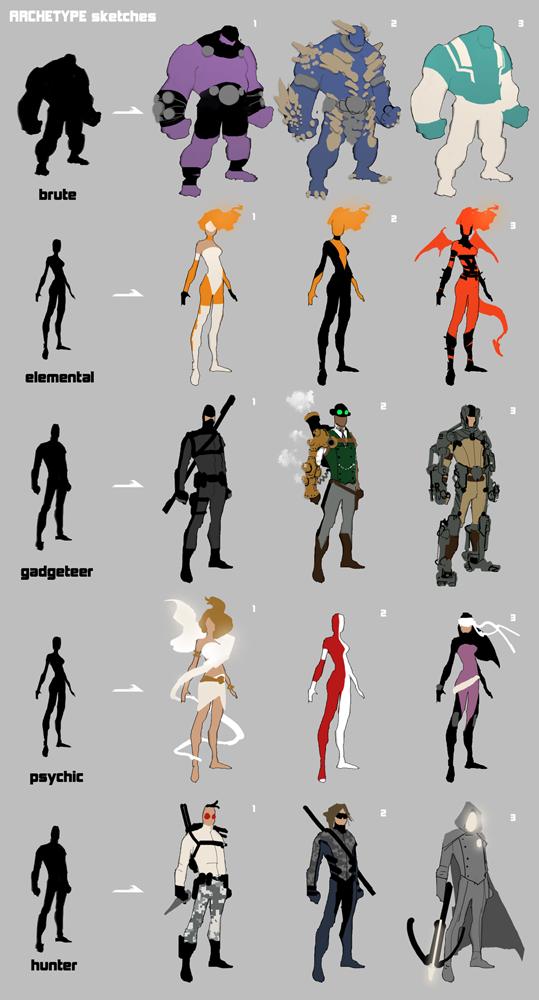 Character Design Quarterly Issue 3 : David nakayama art portfolio