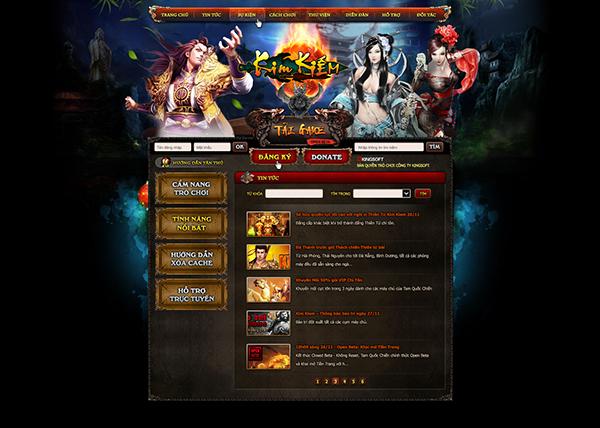 Game Online: 'Kim kiếm'