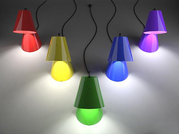design light  lamp  lighting  bulb  LED  green  envionrmentall  enever  Industrial