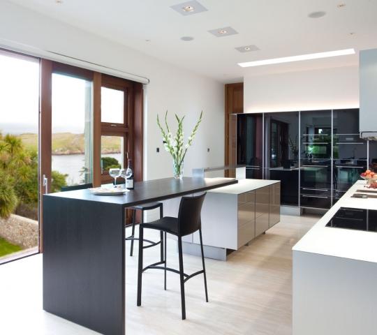 Porsche P'7340 , Domestic Kitchen Design, Ireland On Behance