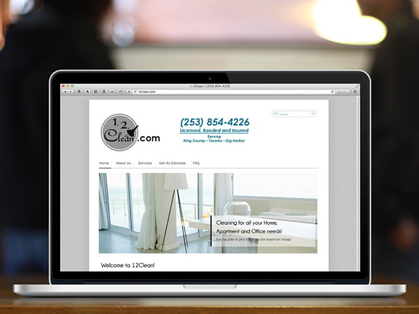 cleaner cleaning business wordpress Small Business