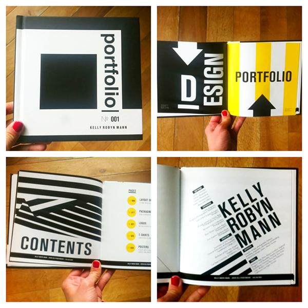 Portfolio Book On Behance