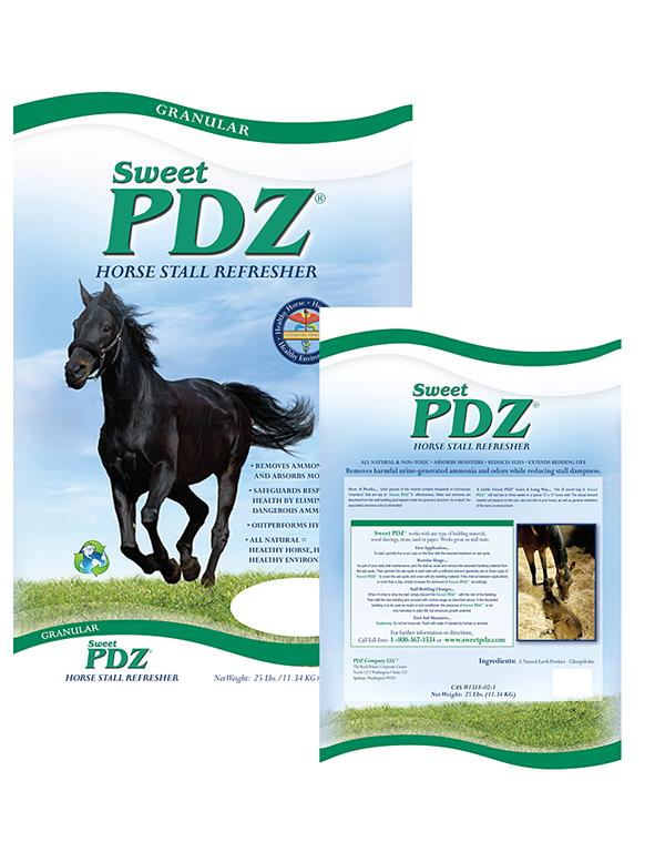 Branding for Sweet PDZ on Behance