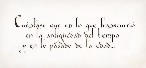 Poesia Visual 1001 Noches