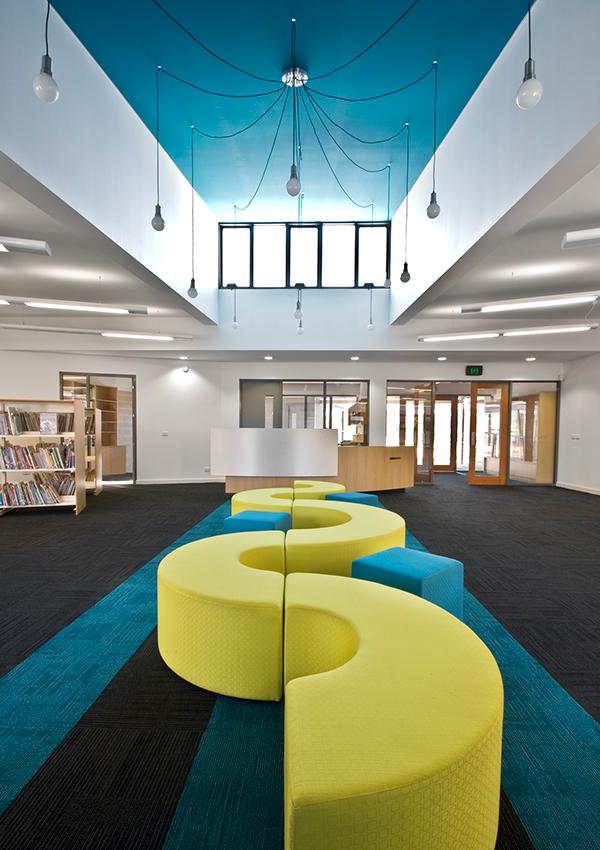 St Lukes Primary School On Interior Design Served