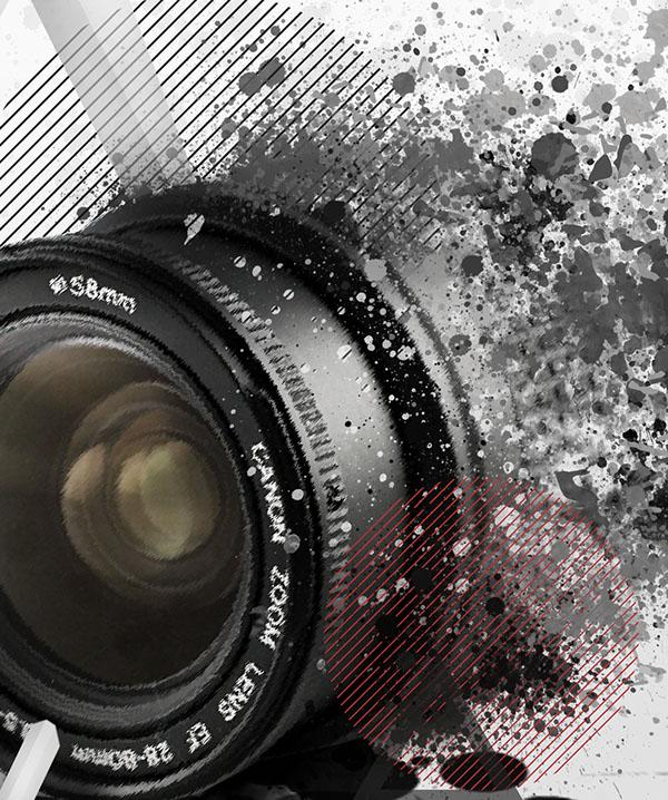 shutter camera 3d on behance