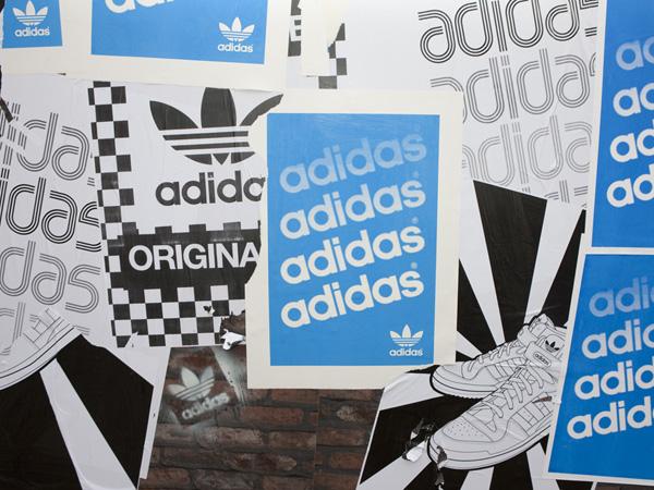 adidas around the world