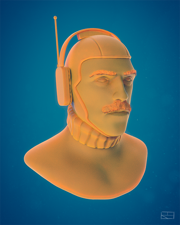 Zbrush on Student Show