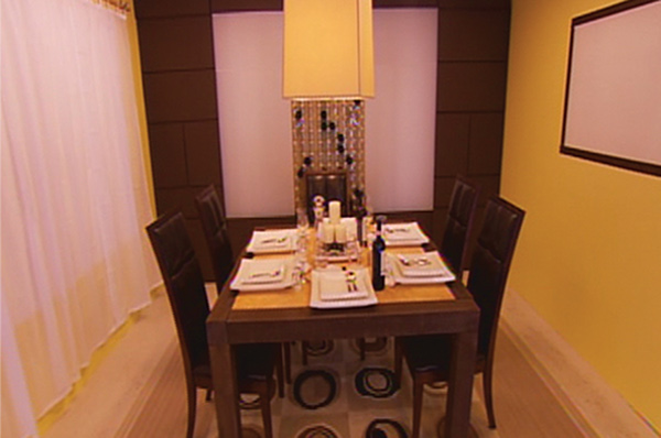 Constructed And Designed The Chefs Table Along With Furnishings