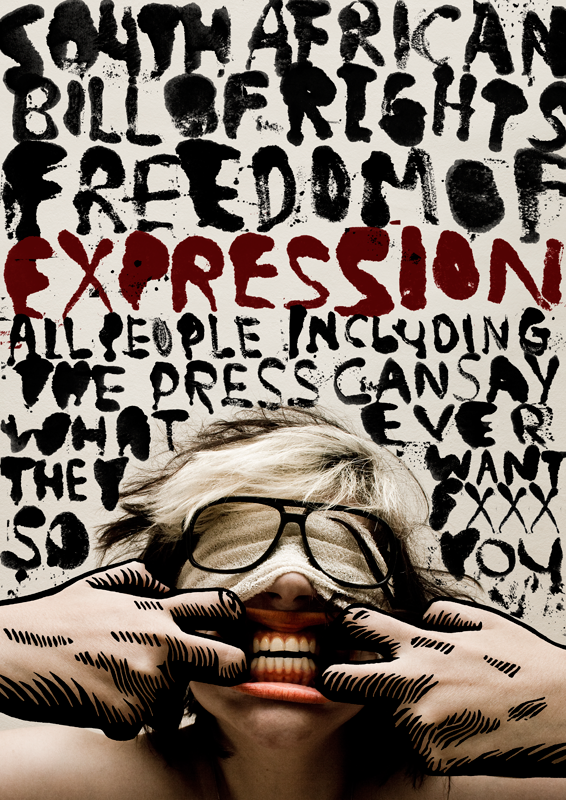 freedom of speech and expression and responsibility Freedom of the press or freedom of the media is the freedom of communication and expression through provides for the right to freedom of speech and expression.