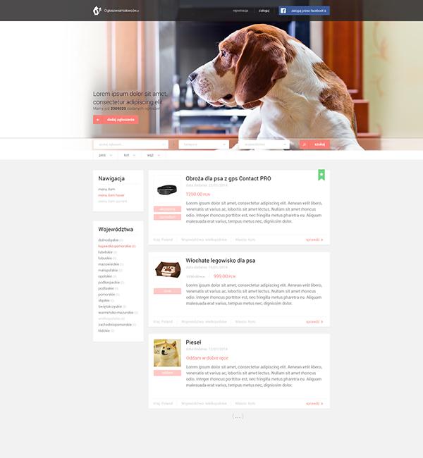 Ogloszenia Hodowcow website