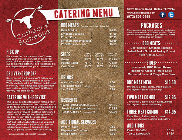 Cattleack Barbeque on Behance