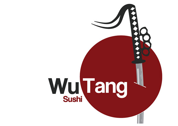 wu tang sushi japans dinner at home on behance