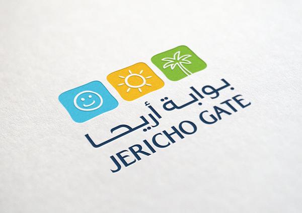 jericho gate on behance