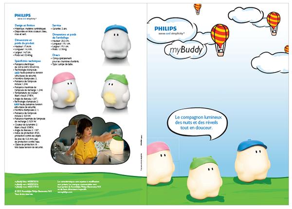 Philips Mybuddy. Luz Norte Tags Philips Tienda Infantil ...