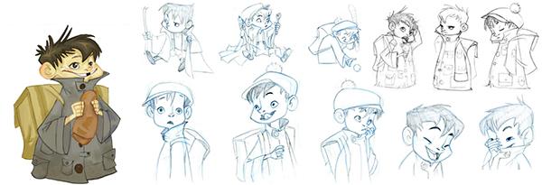 Character Design For Animation : Basic character design sheet pixshark images