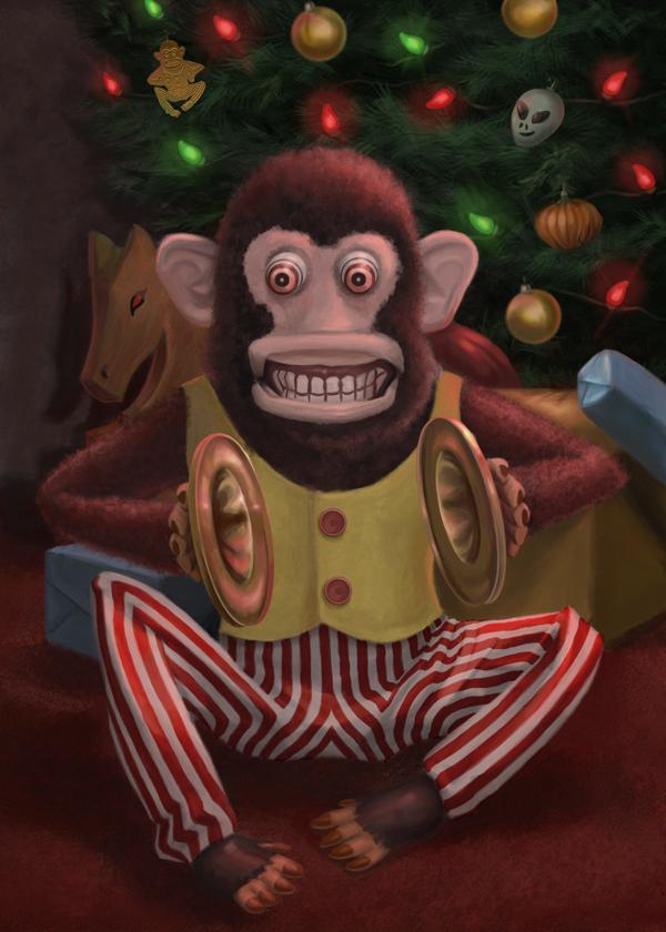 monkey playing cymbals monkeyshines monkey shines monkey toy