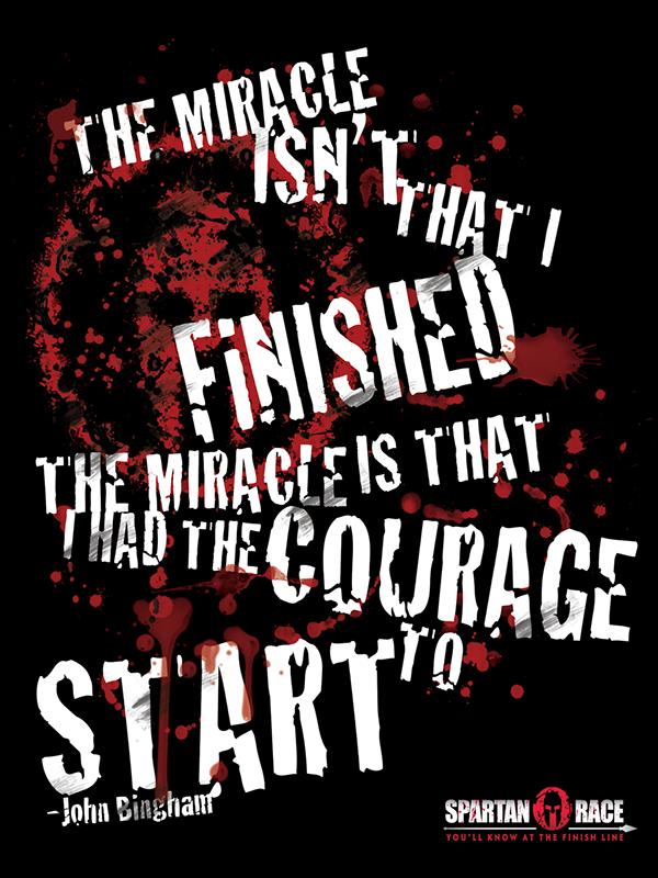 spartan race inspirational quotes quotesgram