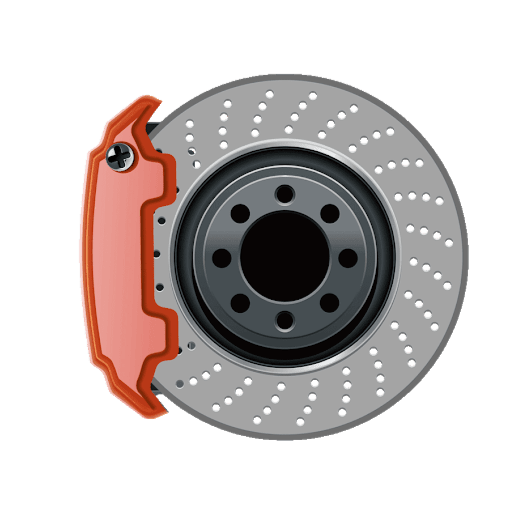 LOGO for Brake Pad Boss