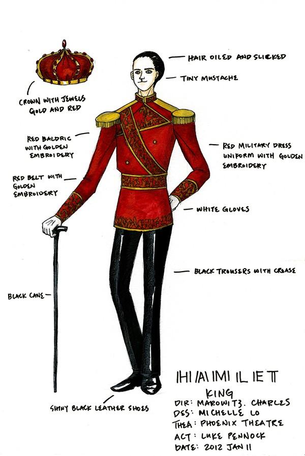 essay on claudius character in hamlet