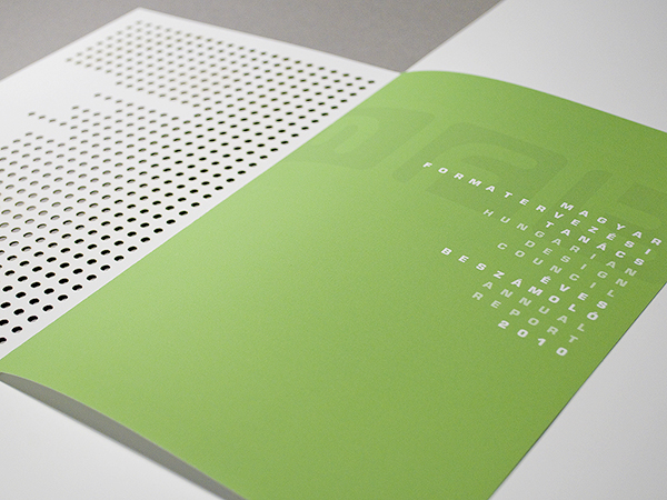 annual report cover design on behance